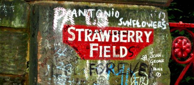 "Strawberry Field inspired John Lennon to write ""Strawberry Fields Forever."" [Image Eirik Newth/Wikimedia]"