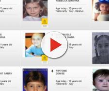 9 bambine italiane sulla cui scomparsa sta indagando anche l'Interpol.