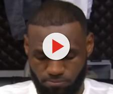 LeBron James interview. - [NBA TV / YouTube screencap]