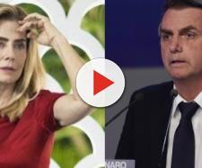 Maitê Proença pode ser ministra de Bolsonaro