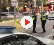 Melbourne attack: man stabs three people, kills one in Australia. [Image source/FRANCE 24 English YouTube video]