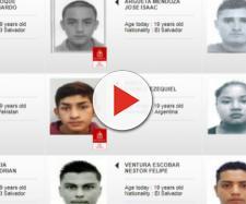 Ricercati dall'Interpol per omicidio e terrorismo dai 16 ai 20 anni