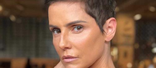 Deborah Secco, atriz da Rede Globo