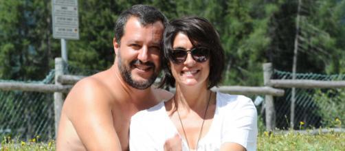 Elisa Isoardi sulla foto con Salvini: 'Non l'ho umiliato, è un'immagine bellissima'