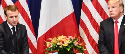 Entre Emmanuel Macron et Donald Trump, les relations ne sont plus ce qu'elles étaient