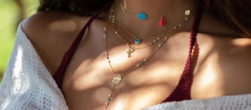 Les bijoux de la créatrice Leïa Khalaf.