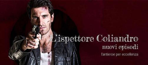 L'ispettore Coliandro: la prima puntata della settima stagione in Tv su Rai 2 mercoledì 14 novembre - raipubblicita.it