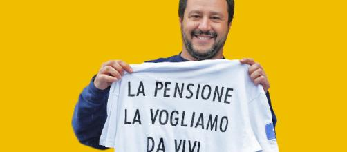 Pensioni anticipate, Salvini: nessuna penalità aggiuntiva, è una libera scelta