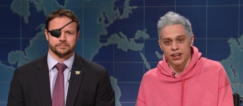 Pete Davidson's Congressional Visitor and Earnest Address on ... - newyorker.com