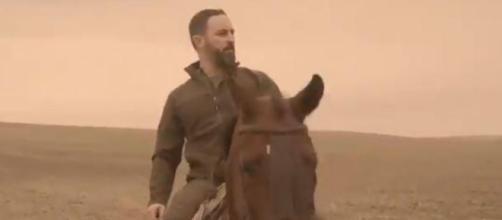 Santiago Abascal en imagen del video