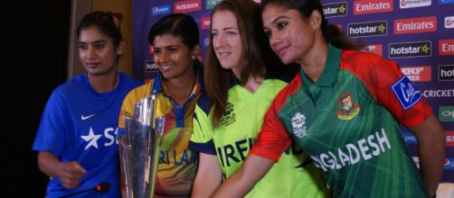 Women's T20 World Cup : England v Bangladesh live streaming (Image via BCBTigers/Twitter)