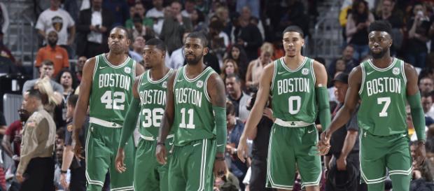 Boston Celtics expected to reign. image - hardwoodhoudini.com