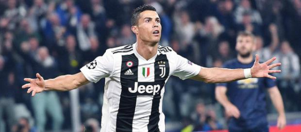 Les 8 buts de Cristiano Ronaldo avec la Juventus Turin