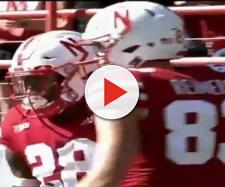 Nebraska football: JUCO linebacker target winding up his recruitment [Image via Football Nation/YouTube]