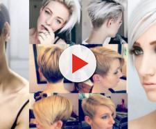 Tagli di capelli corti: inverno 2019