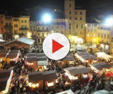 Villaggio Tirolese Arezzo 2018: dal 17 novembre al 26 dicembre in Piazza Grande - cittadelnatale.comune.arezzo.it