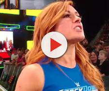 WWE fans are learning of some bad news involving Becky Lynch for Survivor Series. - [WWE / YouTube screencap]