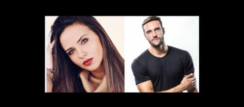 Alessandra Sgolastra e Andrea Zenga dopo Temptation Island Vip.