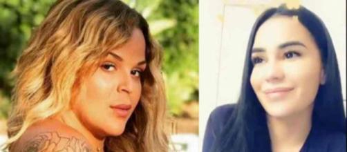 Après les révélations sur son couple, Milla Jasmine se moque de Sarah Fraisou sur Snapchat.