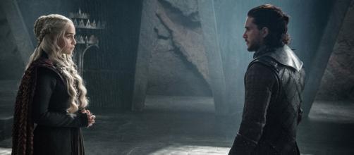 'Game of Thrones Season 8 is coming! - [HBO / YouTube screencap]