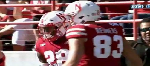 Nebraska football: JUCO linebacker target winding up his recruitment [Image via Football Nation/YouTube]