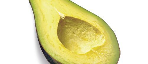 O abacate contem vitaminas A e C, que auxilia na hidratação da pele. (foto reprodução).