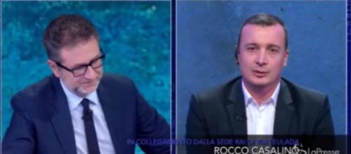 Rocco Casalino ospite a Che tempo che fa. Blasting News