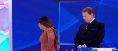 Simone, da dupla com Simaria, foi chamada de gordinha pelo apresentador