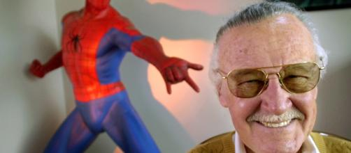 Stan Lee dies at 95. [Image Credit] Collider - YouTube
