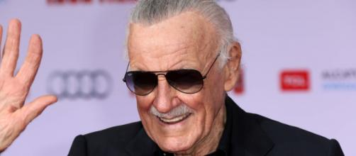 Stan Lee, scénariste et éditeur de Marvel Comics