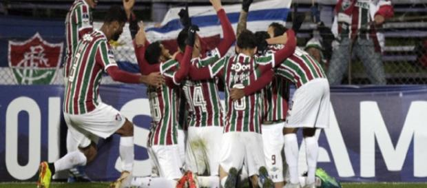 Flu enfrenta o Palmeiras e tenta vencer para fugir da ameaça de rebaixamento (Foto: Lancepress)