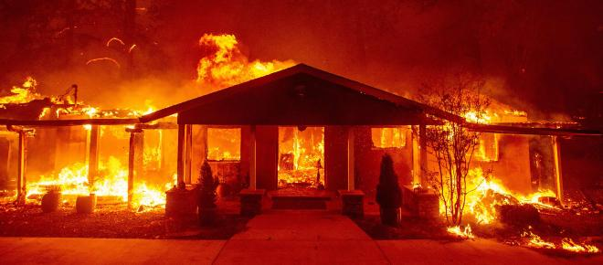 Hogar de la infancia de Meghan Markle en riesgo por los incendios en California