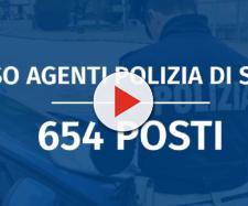 Concorso Allievi Agenti Polizia di Stato 2018: invio CV entro dicembre
