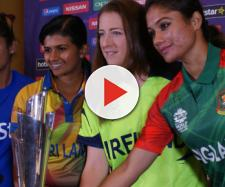 Women's T20 World Cup Today. Bangladesh vs Sri Lanka (Image via BCBTigers/Twitter)