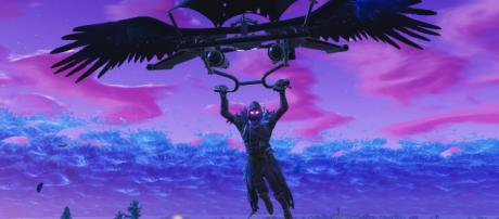 A glider re-deployment change is coming soon to the game. - [Epic Games / Fortnite screencap]