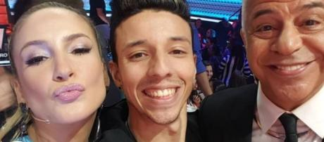Rafah participou do The Voice em 2016