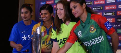 Women's T20 World Cup Today. Bangladesh vs Sri Lanka (Image via BCBTigers/Twitter)