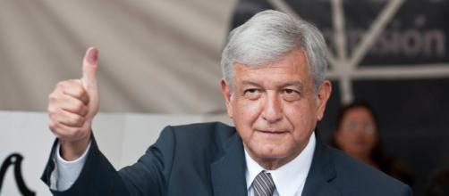 Andrés Manuel López Obrador - presidente electo