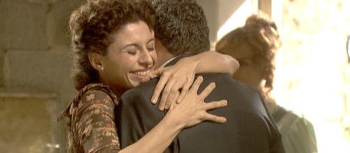 Anticipazioni Il Segreto puntate: Mauricio sposa Nazaria ... - spettegolando.it