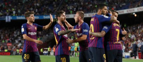 Barcelona 3-0 Alaves result, La Liga 2018/19 match report: Lionel ... - standard.co.uk