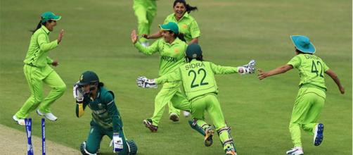 ICC Women's World Cup: Pakistan vs IReland live stream on Ten Sports (Image via PCB/Twitter)