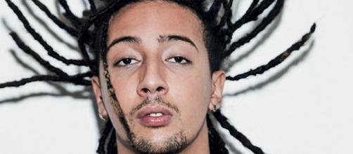 Il rapper Ghali dice la sua su Matteo Salvini