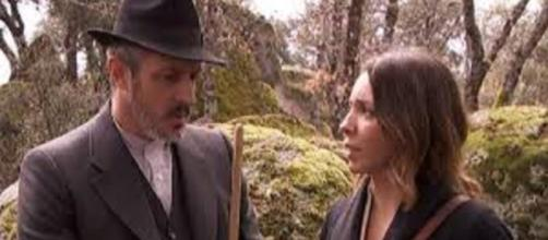 Il Segreto, Emilia e Alfonso costretti a lasciare Puente Viejo e rifugiarsi in Francia dopo l'assassinio del generale