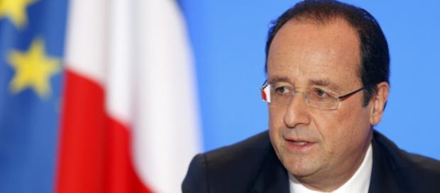 François Hollande l'assure : 'Je vais revenir'