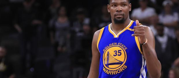 Kevin Durant says don't blame him because other teams are 'not ... - sportingnews.com