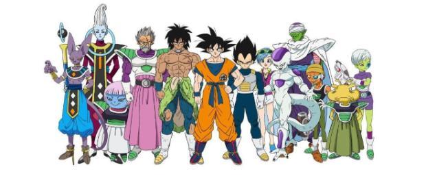 La pelicula de Dragon Ball Super