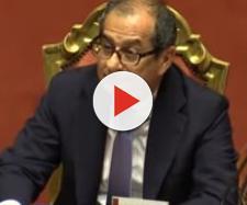 Il Ministro dell'Economia Tria sembrava una figura scettica sulla manovra del Governo.