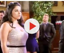 Mia Rosales takes Genoa City by storm. (Image via Updated Spoilers : BB YR GH-YouTube.)