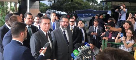 Ernesto Fraga, um intelectual e mais novo ministro, chegou a ser elogiado por Olavo de Carvalho