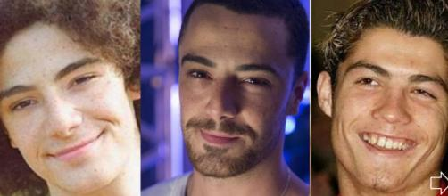 Antes e depois de celebridades masculinas